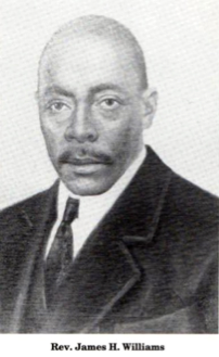 Rev. James Williams